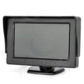 """Kolorowy wyświetlacz LCD 4,3"""" na stopce, CP343 LCD"""