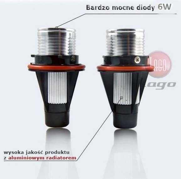 Led Marker C2 12W do BMW E39 E53 E65 E66 E60 E61 E63